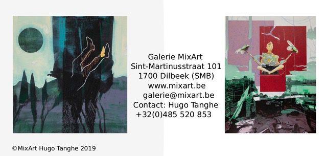 uitnodiging mixart
