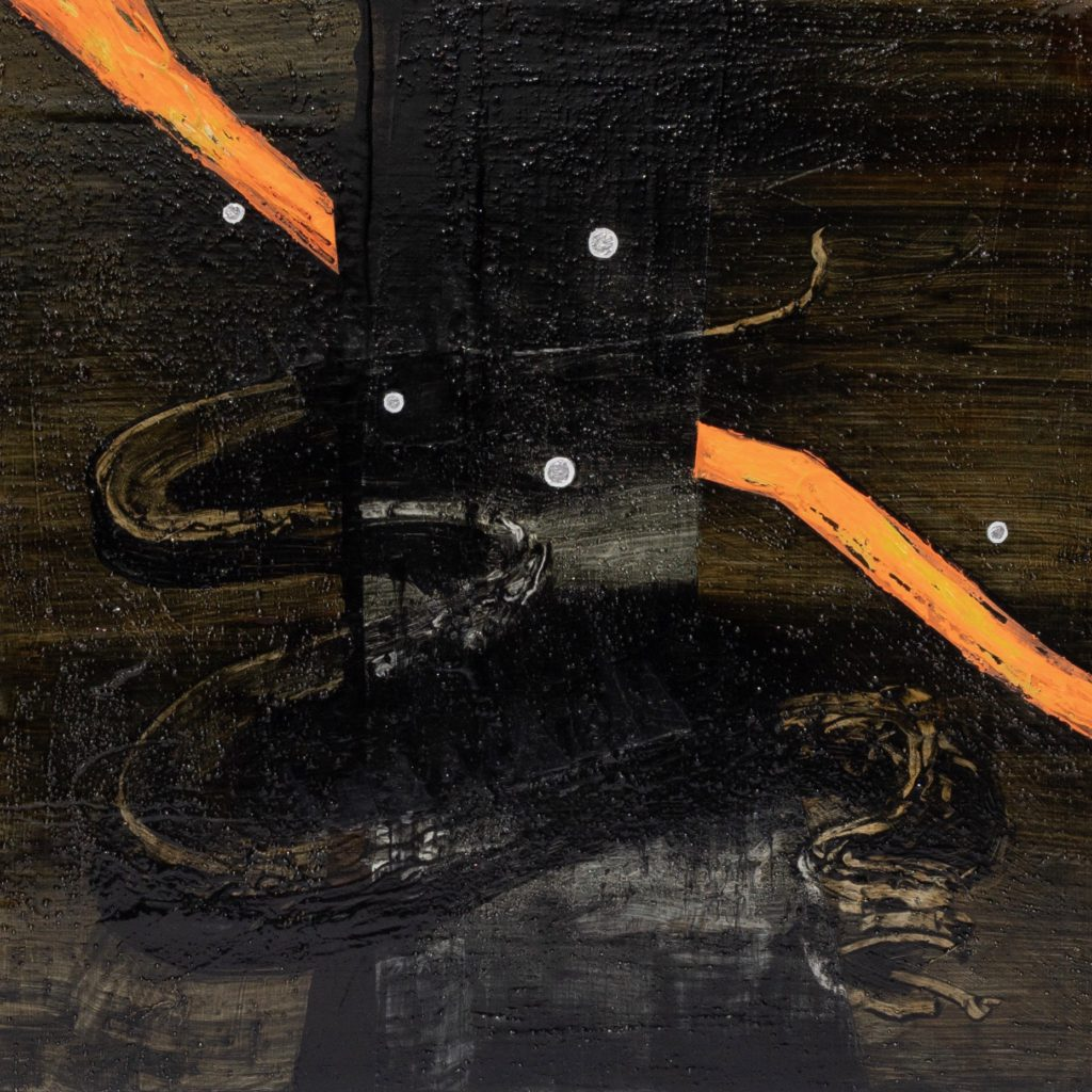 snake orange