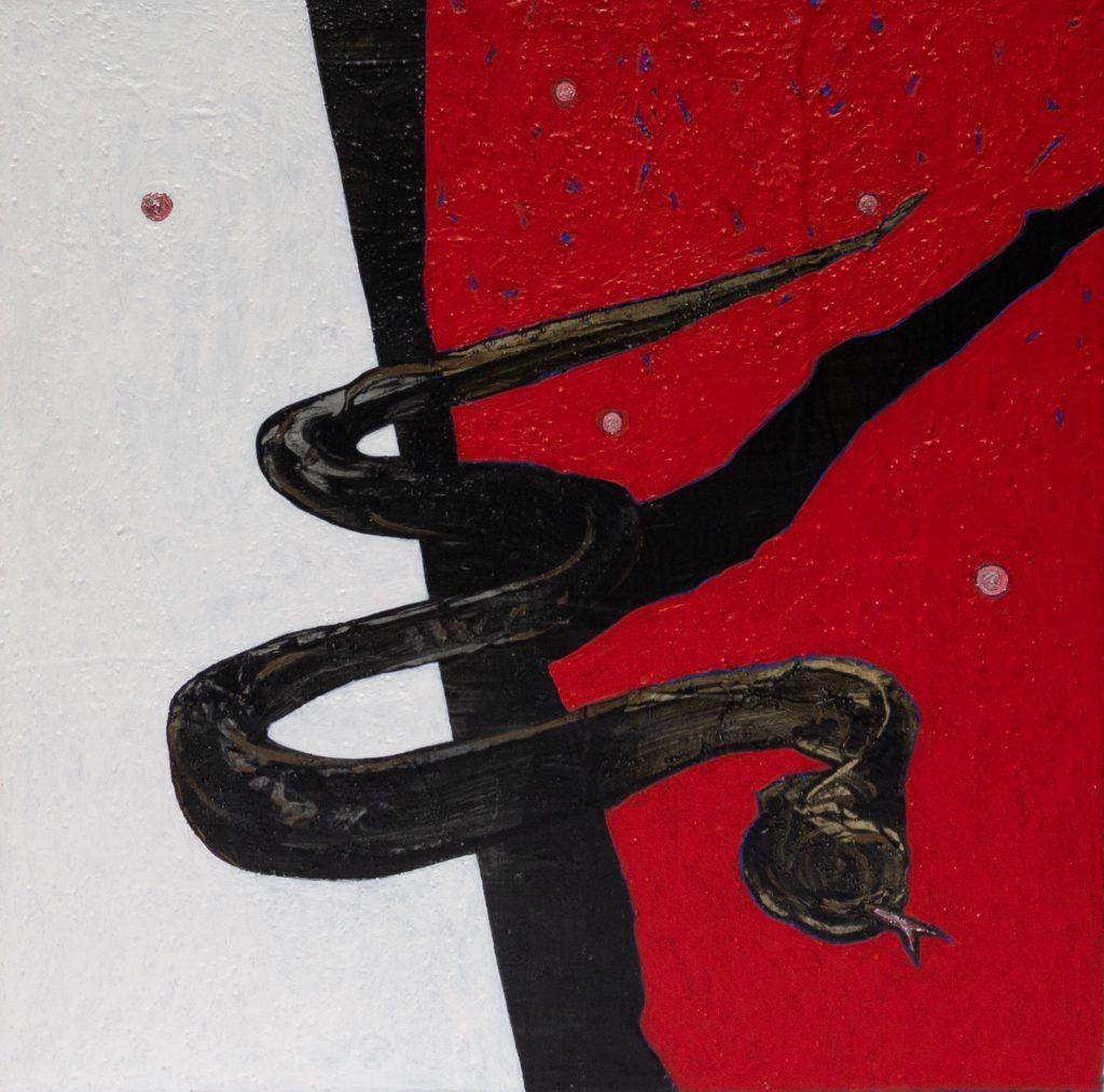 snake red